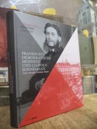 Frankfurts demokratische Moderne und Leopold Sonnemann: Jude, Verleger, Politike