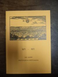 Gruber, Zur Geschichte des Ärztevereins Göttingen – Den Göttingern Ärzten zum 10