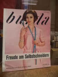 BURDA / Brückner, burda – Freude am Selbstschneidern, Bestellnummer 31,