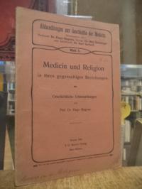 Magnus, Medicin und Religion in ihren gegenseitigen Beziehungen,