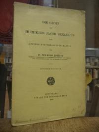 Ebstein, Die Gicht des Chemikers Jacob Berzelius und anderer hervorragender Männ