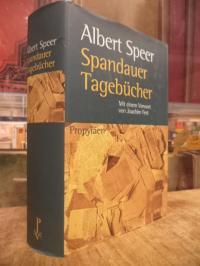 Speer, Spandauer Tagebücher,