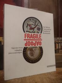 Klemp, Fragile – Die Tafel der Zaren und das Porzellan der Revolutionäre – Porze