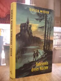 Weber, Geheimnis dreier Nächte – Ein Scoutabenteuer in den Taunusbergen,