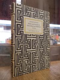 IB 0771, Kultur und Literatur in Deutschland und Frankreich – Fünf Essays,