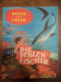 Mech, Bolek und Lolek – Die Perlenfischer,