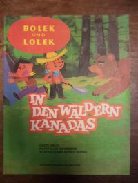 Mech, Bolek und Lolek – In den Wäldern Kanadas,