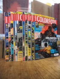 ColorFoto, Jahrgang 2017, 12 Hefte (= alles),