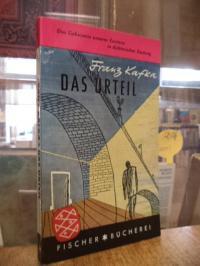 Kafka, Das Urteil und andere Erzählungen,
