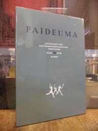 Hardenberg, Paideuma – Mitteilungen zur Kulturkunde, Band 66 – 2020,