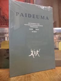 Hardenberg, Paideuma – Zeitschrift für kulturanthropologische Forschung, Band 65