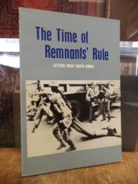 Kim, the The Time of Remnants' Rule – Letters from South Korea,