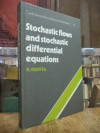 Kunita, Stochastic Flows and Stochastic Differential Equations,