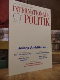 Deutsche Gesellschaft für Auswärtige Politik, Internationale Politik, Nr. 9, Sep