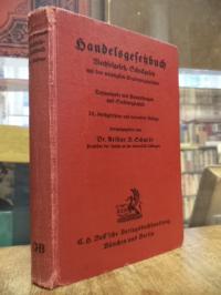 Schmidt, Handelsgesetzbuch,