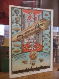 Kein, Internationale Luftschiffahrt-Ausstellung – Programm und Führer 10. Juli b