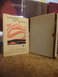 Kornfeld & Klipstein, Jugendstil – Art nouveau : Buchkunst um 1900, Plakate, Gra