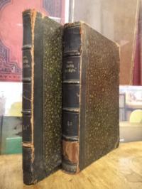 Suess, Das Antlitz der Erde, Erster (1.) Band, (in zwei Teilbänden),