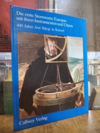 Mackensen, Die erste Sternwarte Europas mit ihren Instrumenten und Uhren – 400 J