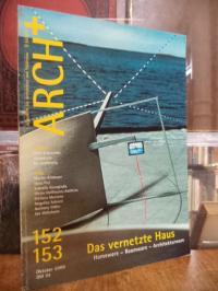 Kraft, ARCH+ 152/153 Das vernetzte Haus : Homeware – Roomware – Architekturware,