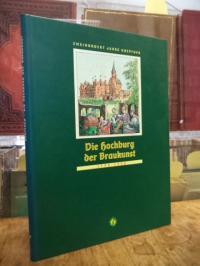 Die Hochburg der Braukunst – 200 Jahre Hoepfner 1798 – 1998,