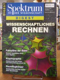 Spektrum der Wissenschaft Digest: Wissenschaftliches Rechnen – Digest 2/1999,