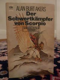 Aker, Der Schwertkämpfer von Scorpio,