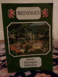 Meiningen – Kleine Thüringen Biblkiothek,