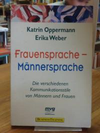 Oppermann, Frauensprache – Männersprache,