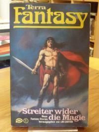 Carter, Streiter wider die Magie – Neue Fantasy-Stories,