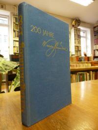 Braumüller, 200 Jahre Wilhelm Braumüller Universitäts-Verlagsbuchhandlung, (1783
