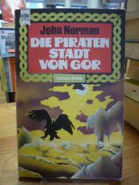 Norman, Die Piratenstadt von Gor,