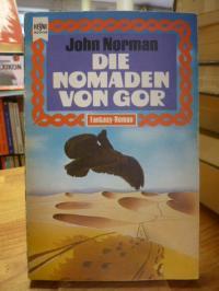 Norman, Die Nomaden von Gor – Fantasy-Roman,