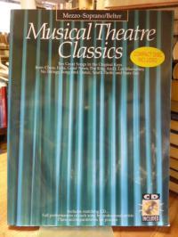 ohne Autor, Musical Theatre Classics – Mezzo-Soprano/Belter,