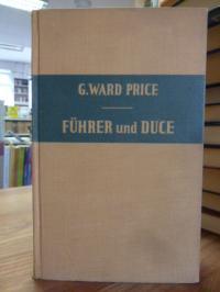 Price, Führer und Duce, wie ich sie kenne,