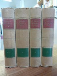 Grabbe, Christian Dietrich Grabbes Gesammelte Werke [in vier Bänden] (= alles),