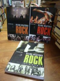 Gall, Velika Svjetska – Rock Enciklopedija [in drei Bänden] (alles),