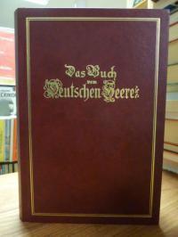 Vogt, Das Buch vom deutschen Heere,