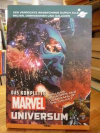Sumerak, Das komplette Marvel-Universum – Der verrückte Reiseführer durch alle W
