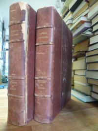 Dubech, Histoire de Paris – Tome 1 et Tome 2 [Band 1 und 2] (= alles)