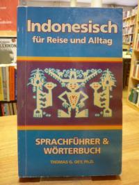 Oey, Indonesisch für Reise und Alltag – Sprachführer & Wörterbuch,