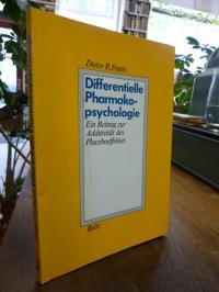 Frank, Differentielle Pharmakopsychologie- Ein Beitrag zur Additivität des Place