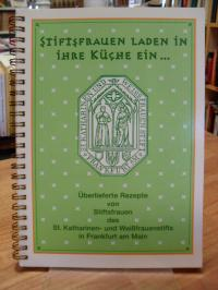 St. Katharinen- und Weißfrauenstift (Hrsg.), Stiftsfrauen laden in ihre Küche ei