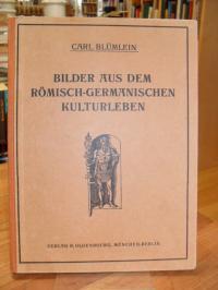 Bilder aus dem römisch-germanischen Kulturleben – (nach Funden und Denkmälern),