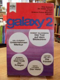 Ernsting Walter (Hrsg.), Galaxy 2 – Eine Auswahl der besten Stories aus dem amer