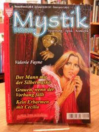 Fayne, Mystik Nr. 16: Der Mann mit Silbermaske / Grauen, wenn der Vorhang fällt