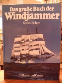 Das grosse Buch der Windjammer,