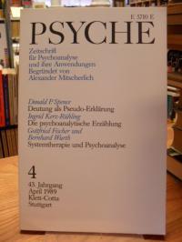 Mitscherlich-Nielsen, Psyche – Zeitschrift für Psychoanalyse und ihre Anwendunge