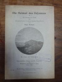 Michael, Die Heimat des Odysseus – Ein Beitrag zur Kritik des Dörpfeld'schen Leu