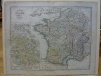 Spruner, Die Reiche der Franken in Gallien unter den Merovingern, dreiteilige La
